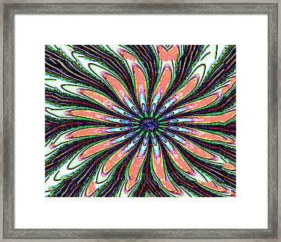 Extensions Framed Print by Bruce Iorio