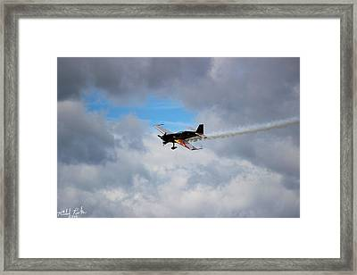 Extra 300s Framed Print by Michael Rucker