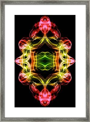 Extravagence Framed Print by Kevin Chiu