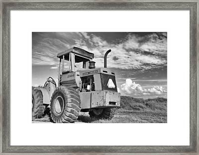 Extreme Equipment Framed Print by Tom Druin