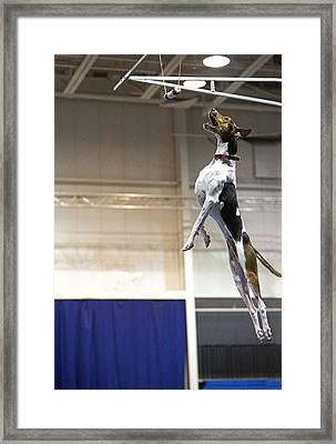 Extreme Vertical 11 Framed Print