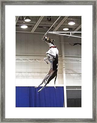 Extreme Vertical 9 Framed Print
