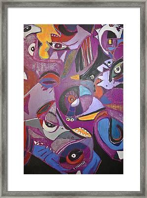Eye Candy  Framed Print by Tyler Schmeling