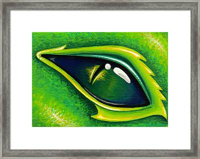 Eye Of Cepheus Framed Print by Elaina  Wagner