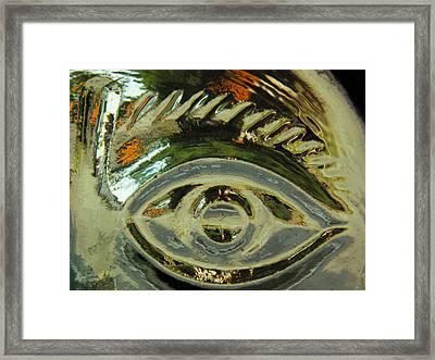 ...eye See... Framed Print by Charles Struse Sr