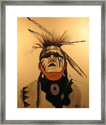 Eye See Framed Print by Creations by DuBois