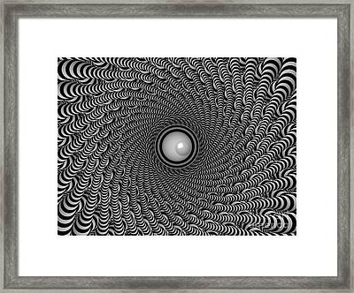 Eyeball This Framed Print