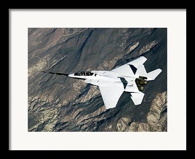Level Of Speed Framed Prints