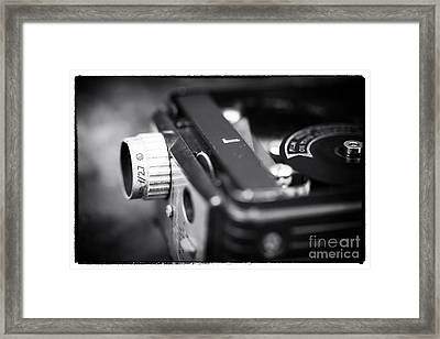 F 2.7 Framed Print by John Rizzuto