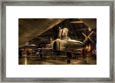 F-4 Phantom Framed Print