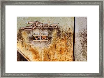 F-85 Framed Print by Greg Mimbs