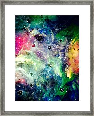 F001 Framed Print by Billy Roberts