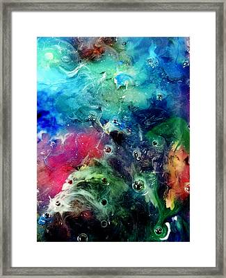 F002 Framed Print by Billy Roberts