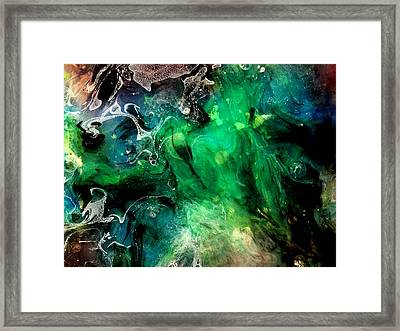 F003 Framed Print by Billy Roberts