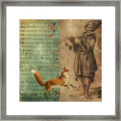 Fable Framed Print by Aimee Stewart