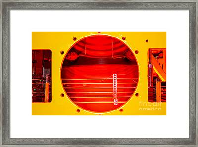 Fabrication I Framed Print by Thomas Carroll