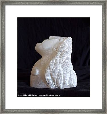 Fabulas Siren's Song Framed Print by Mark M  Mellon
