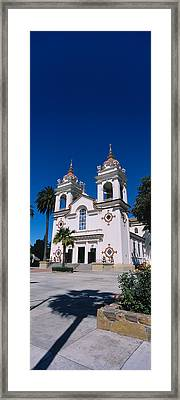 Facade Of A Cathedral, Portuguese Framed Print by Panoramic Images