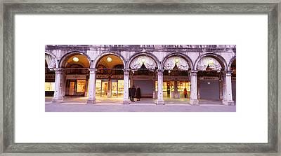 Facade, Saint Marks Square, Venice Framed Print