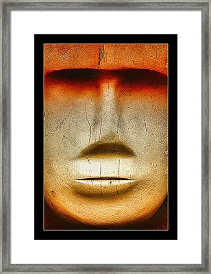 Face Off 001 Framed Print by Kevin Chippindall