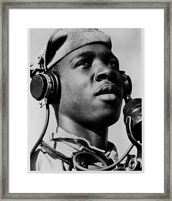 Faces Of World War II Framed Print by Mountain Dreams