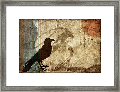 Facing Future Framed Print by Carol Leigh