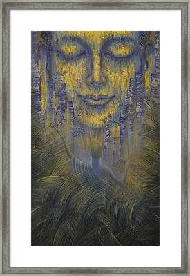 Facing The Truth Framed Print
