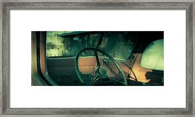 Faded Glory Framed Print by Steven Milner