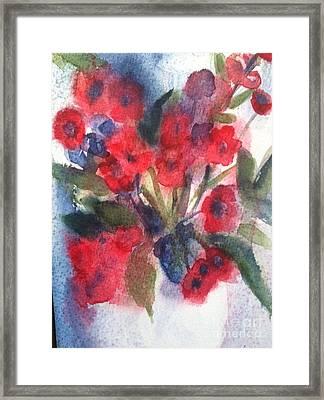 Faded Memories Framed Print by Sherry Harradence
