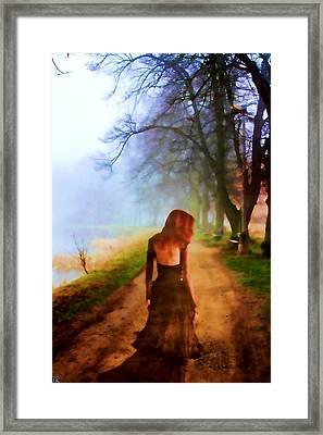 Faded Memories Framed Print by Tyler Robbins