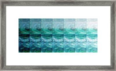 Fading 1 Framed Print