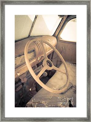 Fading Beauty Framed Print by Edward Fielding