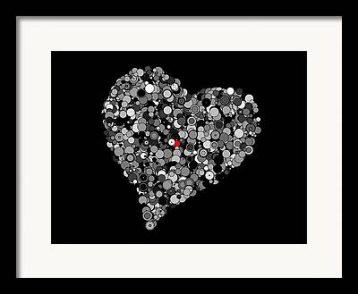 Thought Realistic Framed Prints