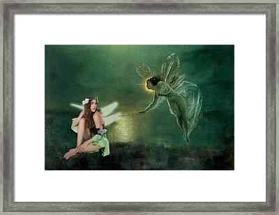 Faerie Magick Framed Print
