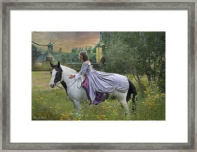 Faerie Tales Framed Print