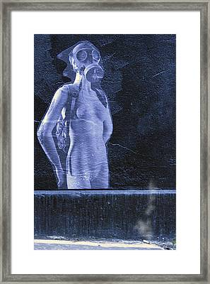 Fagged Out Framed Print