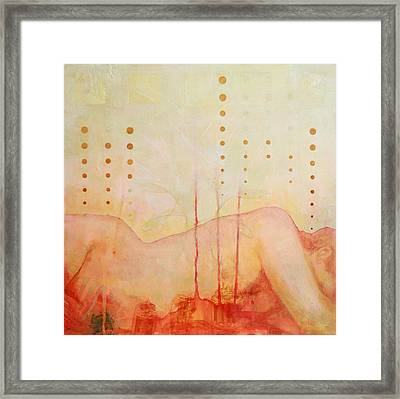 fail or Paradise gig from Hell Framed Print by Sandra Cohen