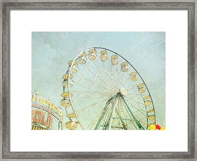 Fair Fantasy Framed Print