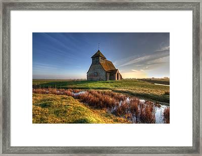 Fairfield Church Framed Print