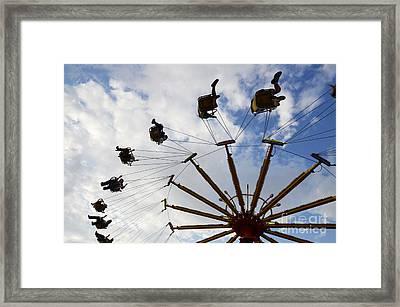 Fairground Fun 3 Framed Print by Bob Christopher