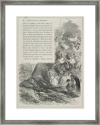 Fairies Framed Print by British Library
