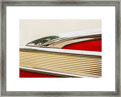 Fairlane Detail Framed Print
