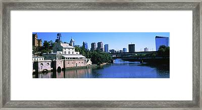 Fairmount Water Works, Philadelphia Framed Print