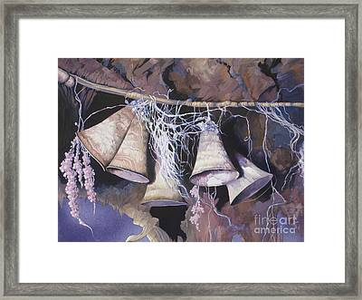 Fairy Bells Framed Print