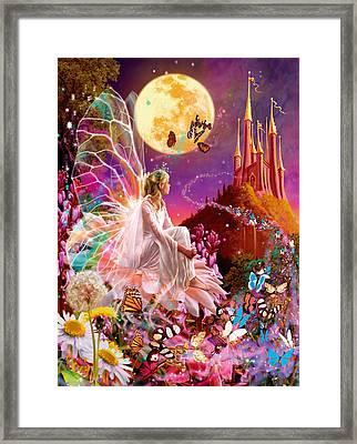 Fairy Dream Variant 2 Framed Print