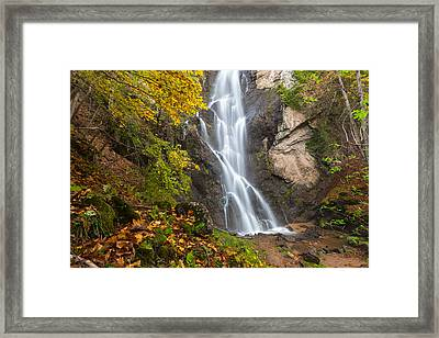 Fairy Falls Framed Print by Evgeni Dinev
