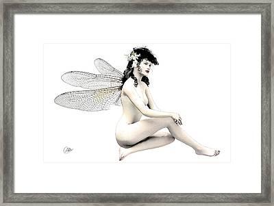 Fairy Fortune  Framed Print