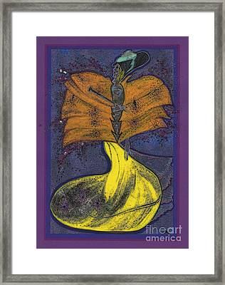 Fairy Godmother By Jrr Framed Print