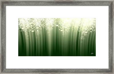 Fairy Grass Framed Print