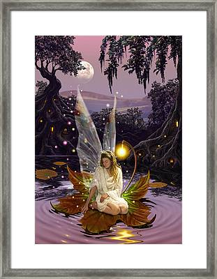 Fairy Princess Framed Print by Garry Walton